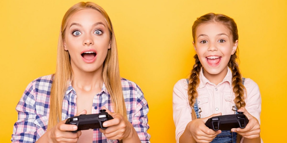 """Girl Gamers"" are Three Times as Likely to Pursue STEM Degrees"